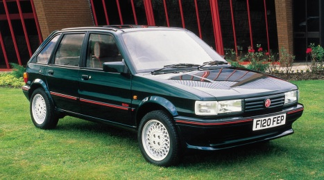 The magnificently awful MG Maestro