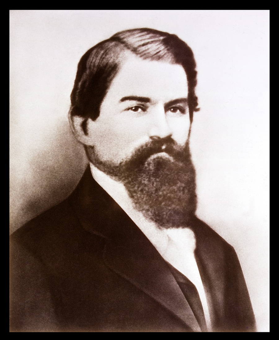 Dr John Stith Pemberton - Gave birth to Coca Cola and started the Cola Wars