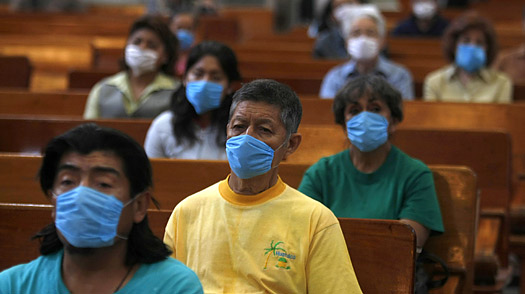 Swine flu - A safer for of unbranded flu