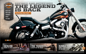 Harley Davidson -  A brand that really shouldn't appeal to me