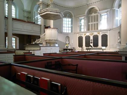 The Kings Chapel