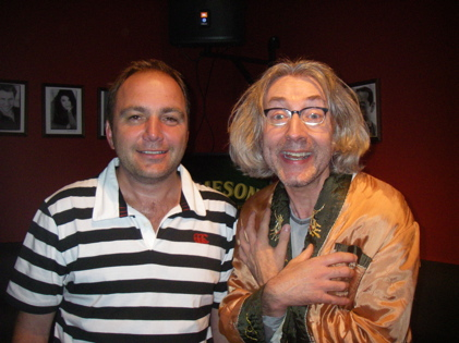 My new best friend Emo Philips