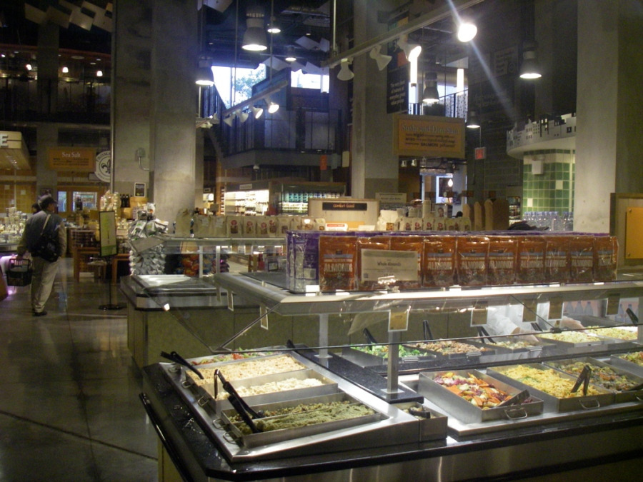 Wholefoods Market - A beautiful store for New Yorkers