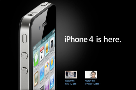 iPhone 4 is here and is in every professional's pocket