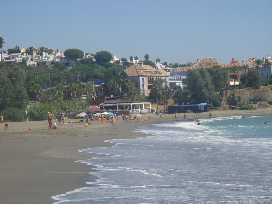 Spain at it's best - sun, sea, sand, empty beaches and back to it's old laid back self