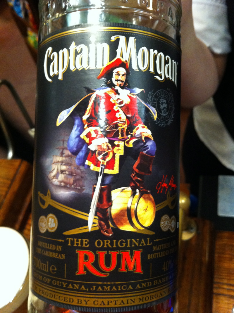 Captain Morgan - The Original Rum
