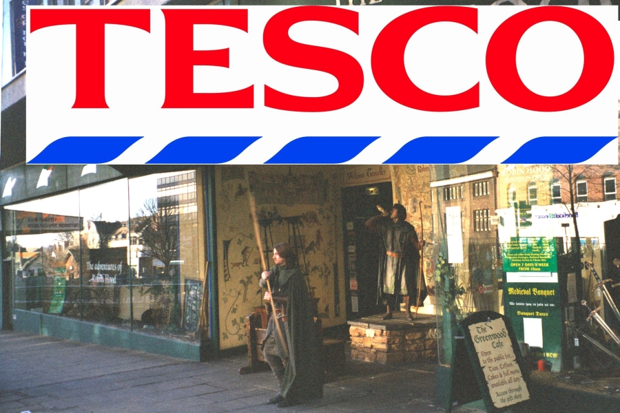 Tales of Tesco Hood
