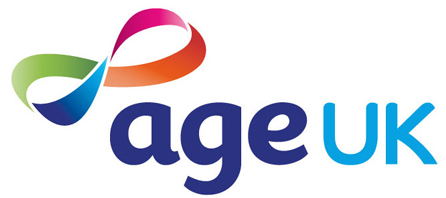 Age UK brand - Is this where the designers of the British Gas logo found their inspiration??
