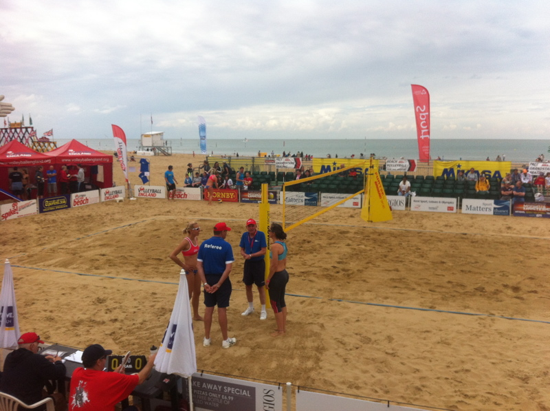 The Margate Masters - Beach Volleyball Maragte Style