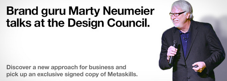Meeting Marty Neumeir at the design council