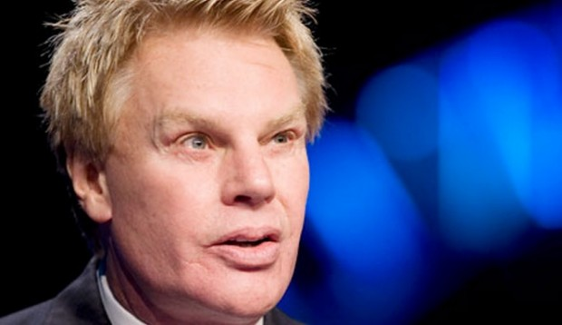 Mike Jeffries Abercrombie and Fitch Managing Director