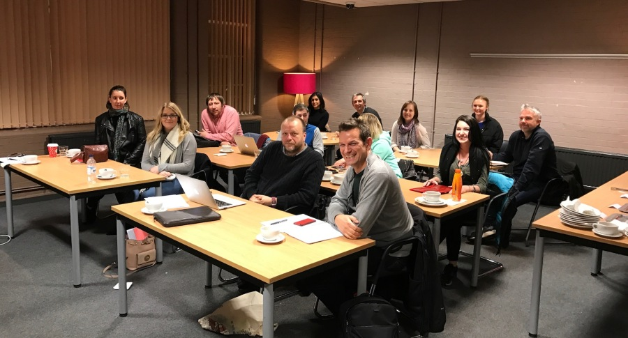 SEO and Social media training by Johnny Lyle