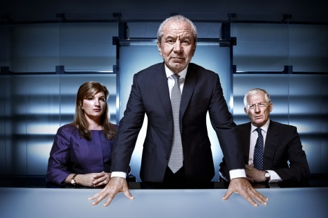 Lord Alan Sugar of The Apprentice