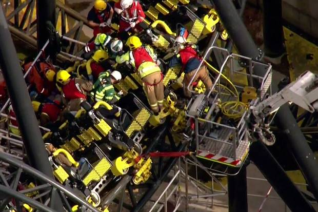 What next for Alton Towers, Merlin and The Smiler
