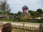 The Viking Castle that gets stormed and a huge eagle popping into visit at Puy du Fou